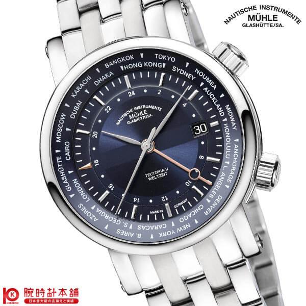 腕時計, メンズ腕時計 2000495 MUHLE GLASHUTTE M1-33-82-MB