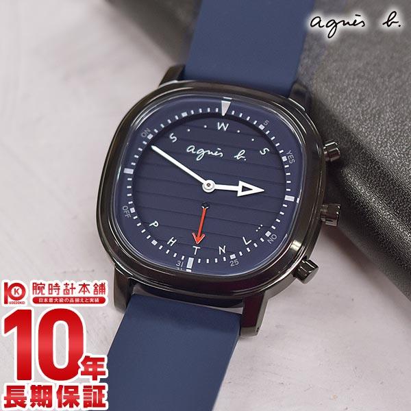 腕時計, メンズ腕時計 2000OFF52.5241:59 agnes b. Bon Voyage FCRB403 Bluetooth
