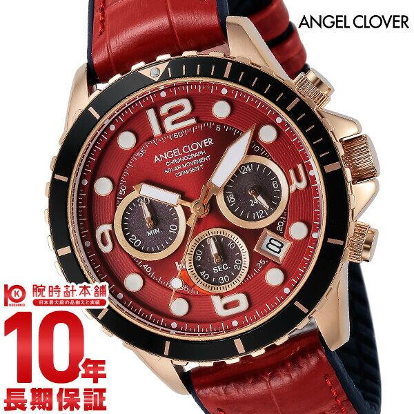 腕時計, メンズ腕時計 2000495 AngelClover TIME CRAFT DIVER TCD45PRE-RE
