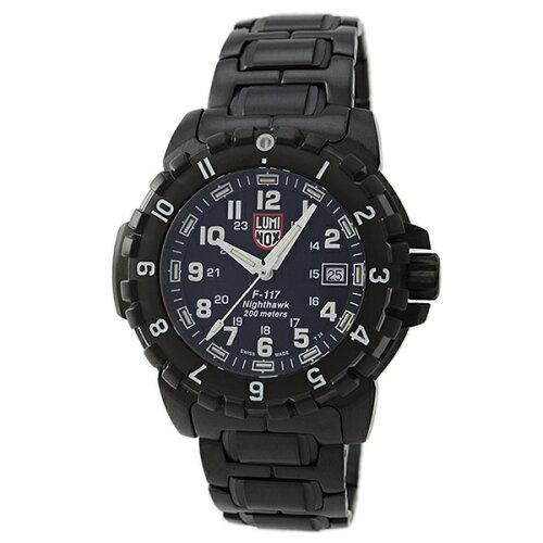 ルミノックスLUMINOX腕時計ナイトホークステルスパイロットシリーズ6402#15384