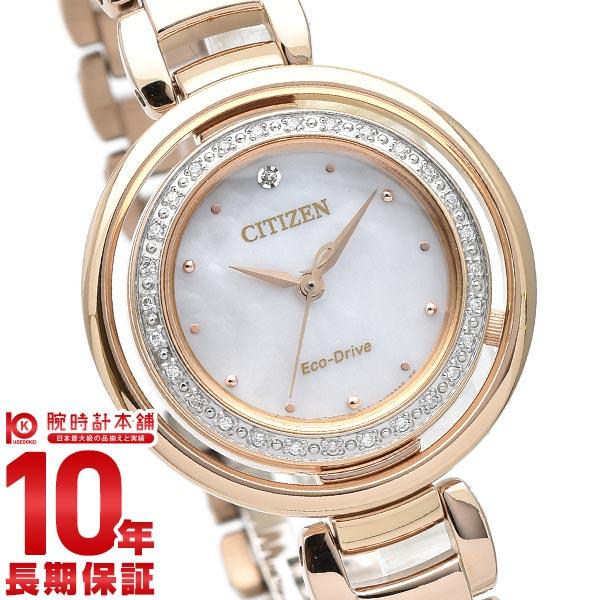 腕時計, レディース腕時計 2000495 CITIZEN L EM0902-53D Cal.E031