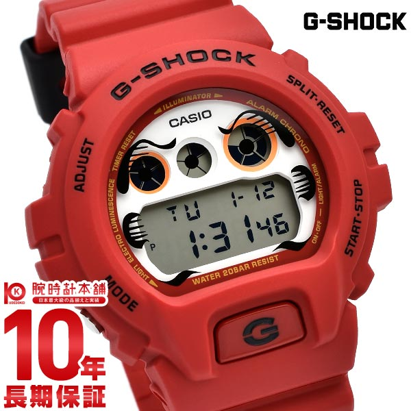 腕時計, メンズ腕時計 563 G G-SHOCK DW-6900DA-4JR