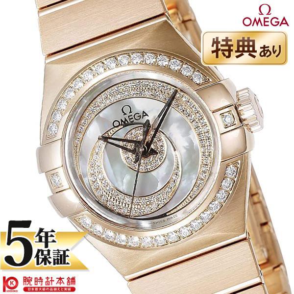腕時計, レディース腕時計  OMEGA 123.55.27.20.55.005