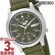 セイコー5 逆輸入モデル SEIKO5 日本未発売 機械式(自動巻き) SNK805K2 [海外輸入品] メンズ 腕時計 時計