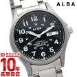 セイコー アルバ ALBA 200m防水 APBT207 [正規品] メンズ 腕時計 時計