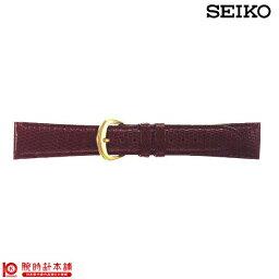 替えベルト セイコー(正規品) リザード切身ステッチ付 19mm DX08 [正規品] メンズ&レディース 時計関連商品 時計