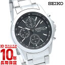 セイコー 逆輸入モデル SEIKO クロノグラフ 100m防水 SND309P1 [正規品] メンズ 腕時計 時計