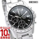 【新作】セイコー 逆輸入モデル SEIKO クロノグラフ 100m防水 SND367P1(SND367PC) [国内正規品] メンズ 腕時計 時計【あす楽】