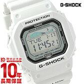 【ポイント6倍】カシオ Gショック G-SHOCK G-LIDE Gライド ホワイト×ブラック GLX-5600-7JF [国内正規品] メンズ 腕時計 時計
