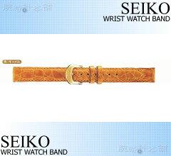 【送料無料】【30%OFF】替えバンド ワニセイコー 腕時計(SEIKO)時計 DAV2 サイドワニ(切身ス...