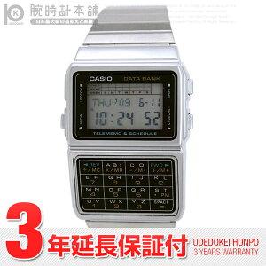 【楽天最安値に挑戦】【送料無料】カシオ 腕時計(CASIO)時計 データバンク DBC-610A-1A 【...