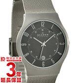【先着5000枚限定200円割引クーポン】スカーゲン SKAGEN ウルトラスリム 233XLTTM [海外輸入品] メンズ 腕時計 時計