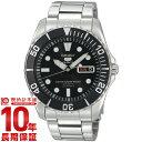 セイコー 逆輸入モデル SEIKO セイコー5(ファイブ)スポーツ 100m防水 機械式(自動巻き) SNZF17J1(SNZF17JC) [正規品] メンズ 腕時計 時計【あす楽】