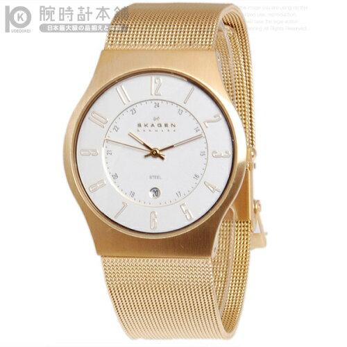 スカーゲン SKAGEN ウルトラスリム 233XLGG [海外輸入品] メンズ 腕時計 時計