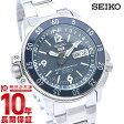 【ポイント10倍】セイコー 逆輸入モデル SEIKO セイコー5(ファイブ)スポーツ 200m防水 機械式(自動巻き) SKZ209J1(SKZ209JC) [国内正規品] メンズ 腕時計 時計