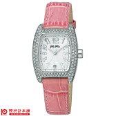 【先着5000枚限定200円割引クーポン】フォリフォリ FolliFollie S922ZI SLV/PNK [海外輸入品] レディース 腕時計 時計