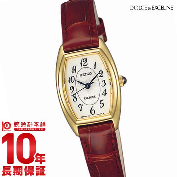 【ポイント10倍】【36回金利0%】セイコー ドルチェ&エクセリーヌ DOLCE&EXCELINE  SWDB062 [正規品] レディース 腕時計 時計:腕時計本舗