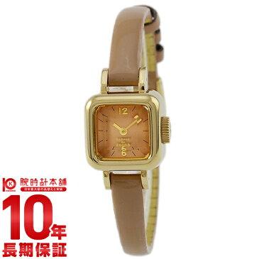 【最大1万円OFFクーポン!26日9:59まで】【ポイント最大43倍!21日20時から】カバンドズッカ CABANEdeZUCCa キャラメル AWGP005 [正規品] レディース 腕時計 時計就職祝い 女性 プレゼント