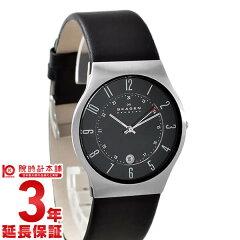 【あす楽】スカーゲン SKAGEN メンズ STEEL 233XXLSLB スカーゲン腕時計 SKAGEN時計 スカーゲンメンズ腕時計 SKAGENメンズとけい 【楽ギフ_包装選択】