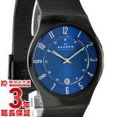 【先着5000枚限定200円割引クーポン】スカーゲン SKAGEN チタニウム デイト T233XLTMN [海外輸入品] メンズ 腕時計 時計
