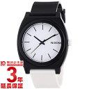 ニクソン NIXON タイムテラー ホワイト×ブラック A119-005 [海外輸入品] メンズ&レディース 腕時計 時計