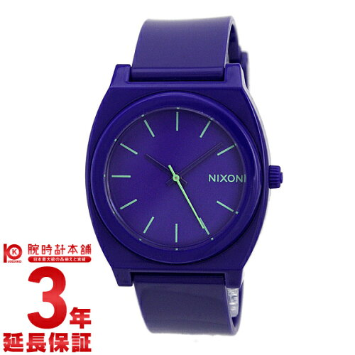 ニクソン 腕時計 NIXON タイムテラー A119-230 ユニセックス腕時計 時計