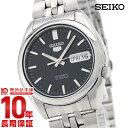 【店内最大ポイント46倍!12日まで】 【店内最大ポイント47倍!11日まで】 セイコー 逆輸入モデル SEIKO セイコー5(ファイブ) 機械式(自動巻き) SNK357K1(SNK357KC) [正規品] メンズ 腕時計 時計