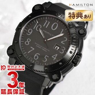 Hamilton Khaki HAMILTON nabeebylouzero 1000 military H78585333 mens watch watches