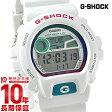 カシオ Gショック G-SHOCK G-LIDE Gライド ホワイト×ホワイト GLX-6900-7JF [国内正規品] メンズ 腕時計 時計