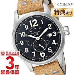 【送料無料】ハミルトン HAMILTON カーキ フィールド オフィサー オート H70655733 メンズ #7...