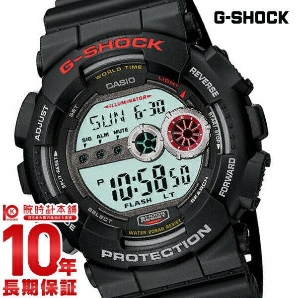 【15日は最大2000円OFFクーポン&店内最大ポイント51倍!】 カシオ Gショック G-SHOCK GD-100-1AJF [正規品] メンズ 腕時計 時計(予約受付中)