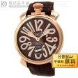 【ショッピングローン12回金利0%】ガガミラノ GaGaMILANO PLACCATO ORO 5011.01S [海外輸入品] メンズ 腕時計 時計