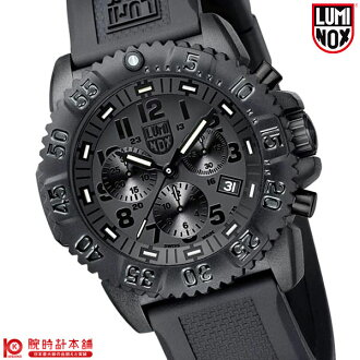Luminox LUMINOX Navy Seals colormark series blacked-out military 3081.BO mens watch watches