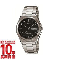 カシオ CASIO スタンダード MTP-1240DJ-1AJF 腕時計 【文字盤カラー ブラ…