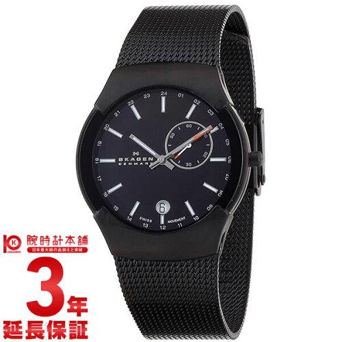 スカーゲン SKAGEN スモールセコンド 983XLBB [海外輸入品] メンズ 腕時計 時計