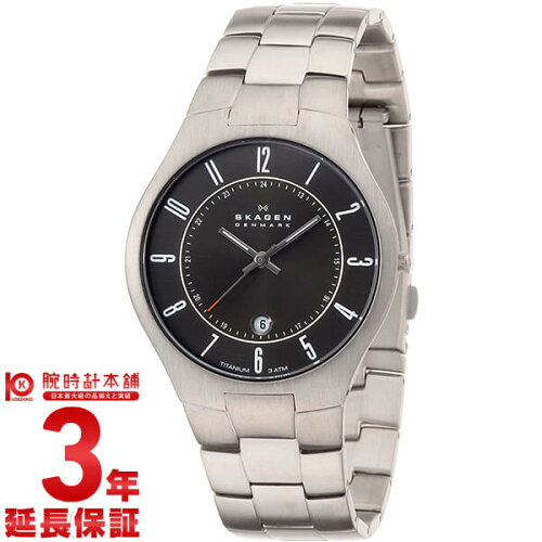 スカーゲン SKAGEN チタニウム 801XLTXM [海外輸入品] メンズ 腕時計 時計