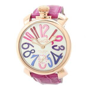 【送料無料】◆期間限定◆ローン12回払いまで金利0円!GaGa MILANO 腕時計 ガガミラノ 時計 ガ...
