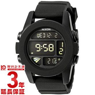 Nixon NIXON unit A197-000 Unisex Watch watches