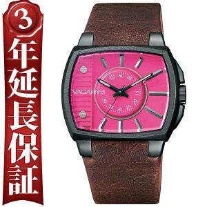 【30%オフ】【送料無料】3年保証バガリー メンズ 腕時計 時計 BC2-041-92 VAGARY【当店限定!3...