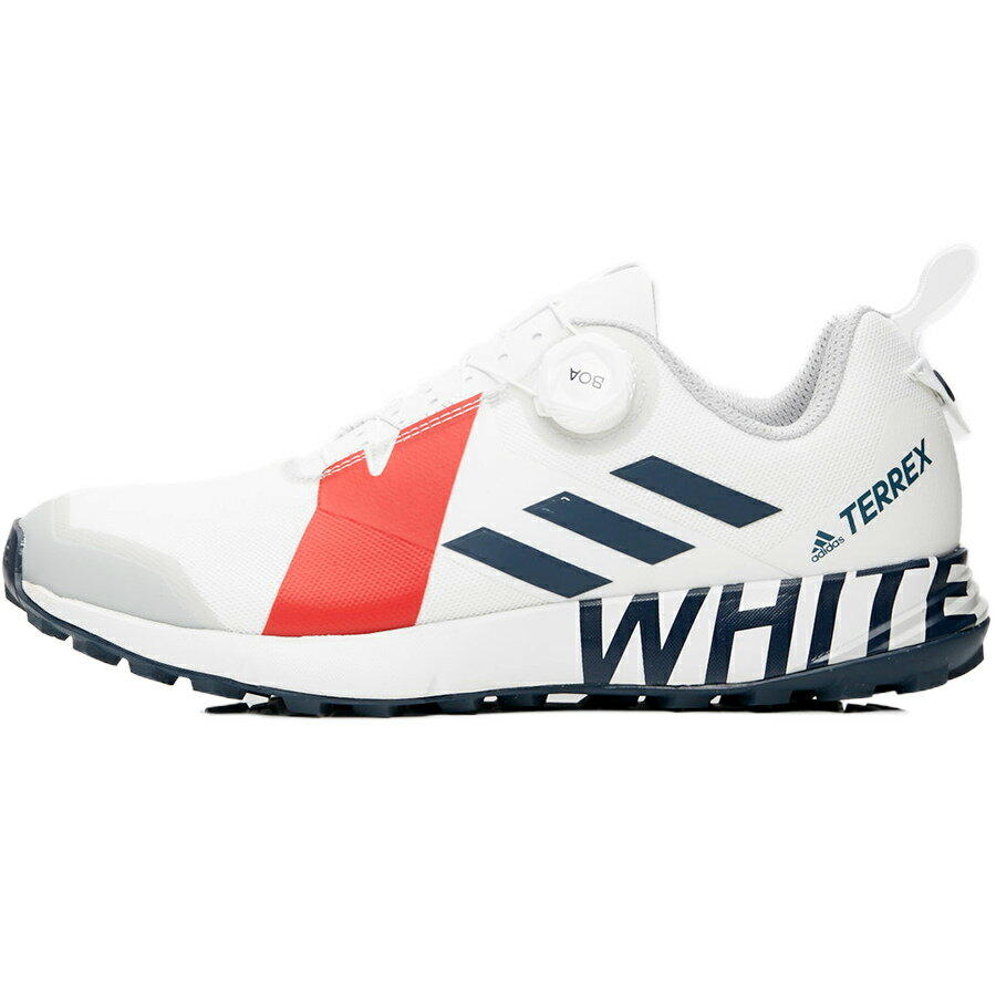 メンズ靴, スニーカー ADIDAS ORIGINALS CONSORTIUM WHITE MOUNTAINEERING TERREX TWO BOA FTW WHITECOLLEGIATE NAVYRED BB7742