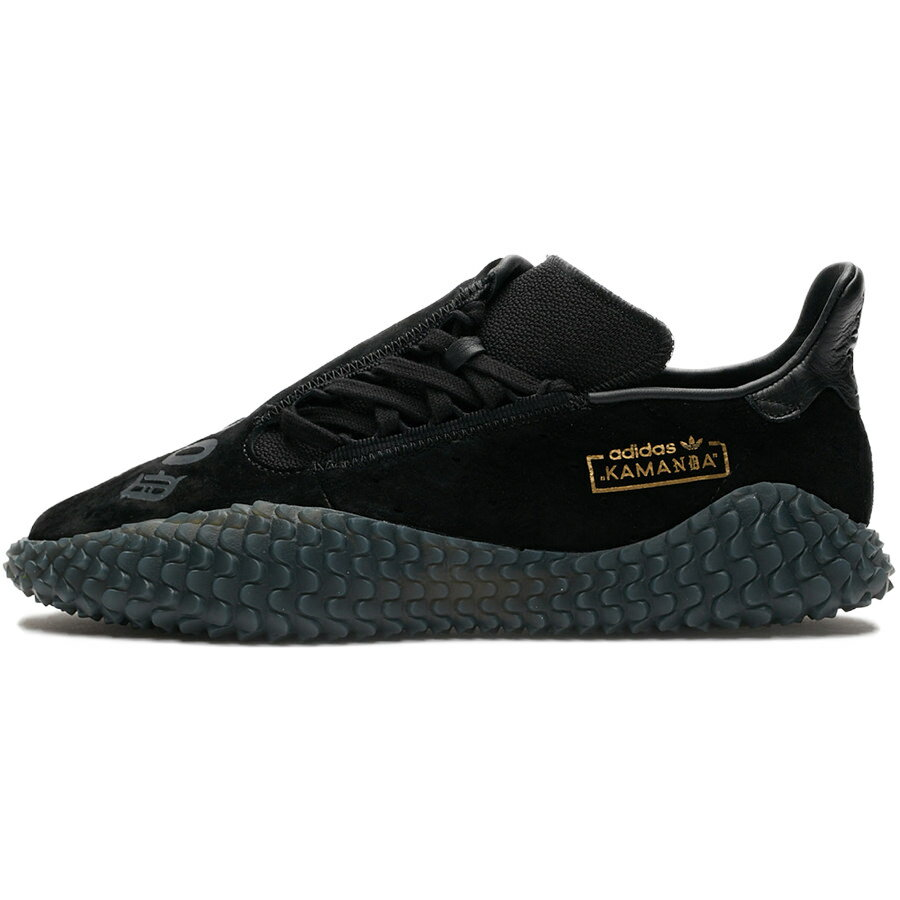 メンズ靴, スニーカー ADIDAS ORIGINALS CONSORTIUM NEIGHBORHOOD KAMANDA 01 NBHD CALI THORNHILL DEWITT TRIPLE BLACK B37341