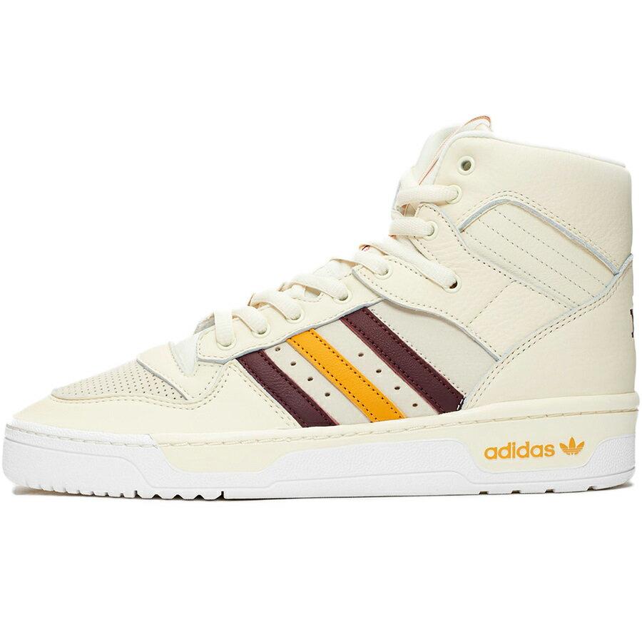 メンズ靴, スニーカー ADIDAS ORIGINALS CONSORTIUMERIC EMANUEL RIVALRY HI CREAM WHITEMAROONREAL PINK G25836 harusportd19