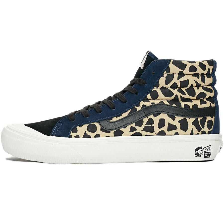 メンズ靴, スニーカー VANS VAULT X TAKA HAYASHI STYLE 138 LX CHEETAH FIELD 138 (SUEDECANVAS) CHEETAH FIELD VN0A3ZCOURE