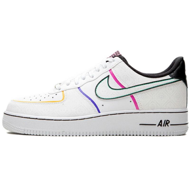 メンズ靴, スニーカー NIKE AIR FORCE 1 LOW DAY OF THE DEAD WHITEWHITEBLACKKINETIC GREEN CT1138-100