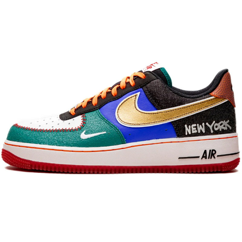 NIKE ナイキ AIR FORCE 1 LOW '07 'WHAT THE NYC' エア フォース ワン ロー