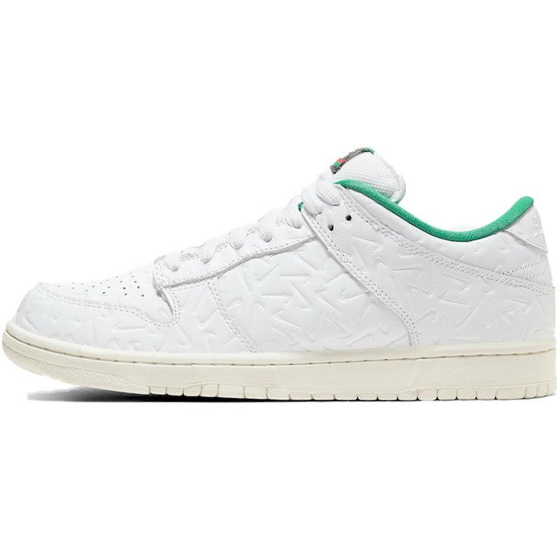 メンズ靴, スニーカー NIKE BEN-G X DUNK SB LOW LUCID GREEN G SB WHITEWHITELUCID GREEN CU3846-100