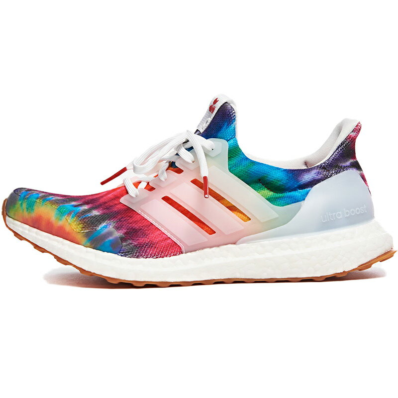 メンズ靴, スニーカー ADIDAS ORIGINALS NICEKICKS X ULTRABOOST CONSORTIUM WOODSTOCK WHITE WHITECOLLEGIATE RED EF7775