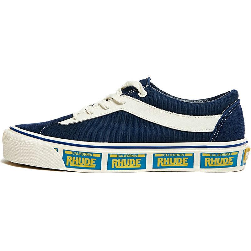 メンズ靴, スニーカー VANS RHUDE X BOLD NI NAVY PLATEBLUE VN0A3WLPTHG