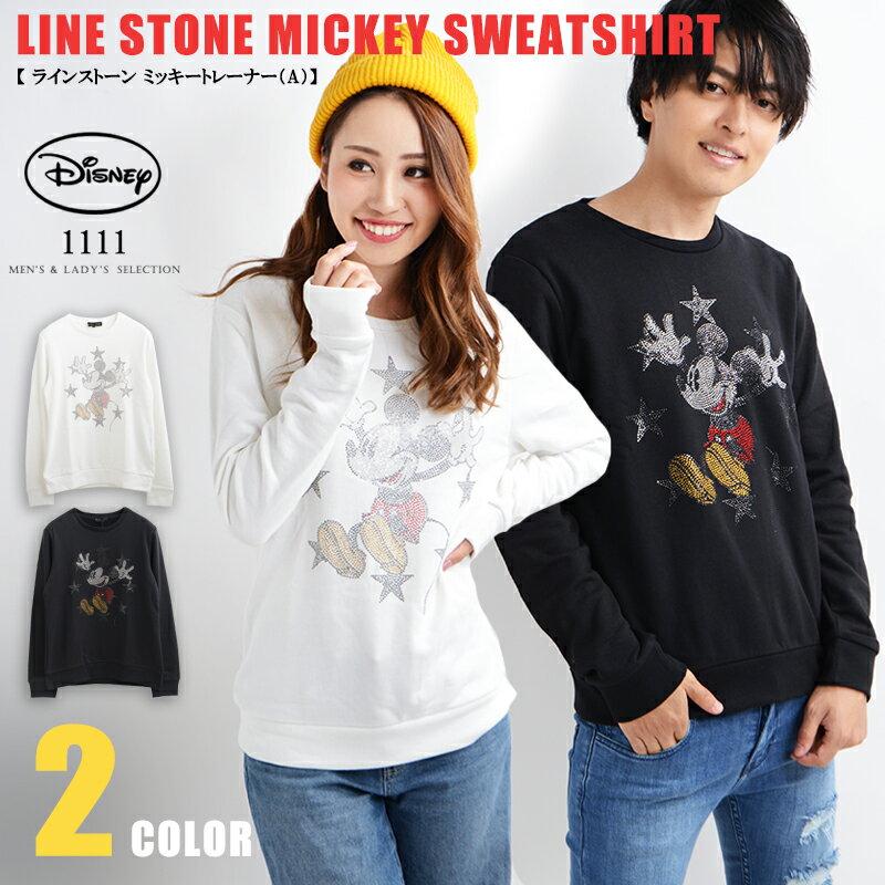 トップス, スウェット・トレーナー  Mickey 1111