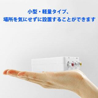 HDMIから出力されるデジタル信号をアナログ